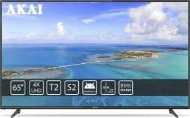 Акция на Телевизор AKAI UA65P19UHDS9 от Територія твоєї техніки