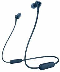 Акция на Наушники Sony WI-XB400 (WIXB400L.CE7) Blue от Територія твоєї техніки