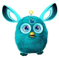 Акция на Интерактивная детская игрушка Ферби CH Toys Furby русскоязычная Голубая (IZY9991) от Allo UA