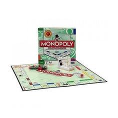 Акция на Настольная игра Монополия оригинал Monopoly от Allo UA