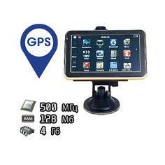 """Акция на Автомобильный GPS навигатор GoNav 911BT c 5"""" сенсорным экраном 4GB поддержка microSD 8GB от Allo UA"""