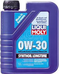Акция на Моторное масло Liqui Moly Synthoil Longtime SAE 0W-30 1 л (4100420089763) от Rozetka