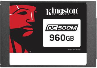"""Акция на Kingston DC500M 960GB 2.5"""" SATAIII 3D TLC (SEDC500M/960G) от Rozetka"""
