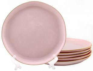 Акция на Набор тарелок Lefard Пудра из 6 предметов 20 см (264-677) от Rozetka