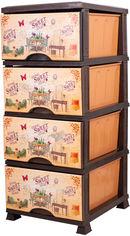 Акция на Комод Violet House 0352 94 х 46 х 38 см Sweet Home (0352 SWEET HOME) от Rozetka