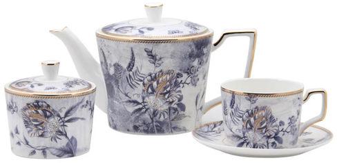 Акция на Чайный набор Lefard Пенелопа из 14 предметов (264-673) от Rozetka