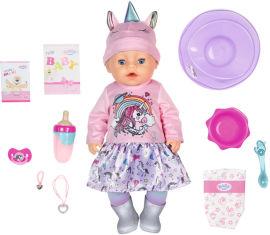 Акция на Кукла Baby Born серии Нежные объятия Очаровательный единорог 43 см с аксессуарами (831311) от Rozetka