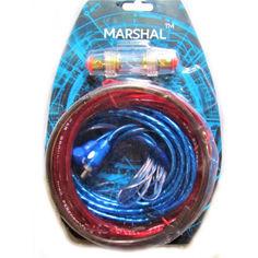 Акция на Комплект проводов для сабвуфера Marshal M8 | провода для подключения усилителя для сабвуфера от Allo UA