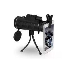 Акция на Монокуляр Panda Vision монокль Панда 40x60 с треногой и клипсой для смартфона от Allo UA