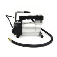 Акция на Портативный автомобильный Air Compressor электронасос компрессор для авто 12В от Allo UA