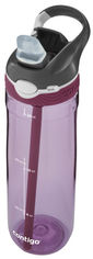 Акция на Бутылка для воды Contigo Ashland Lilac 720 мл (2106518) от Rozetka