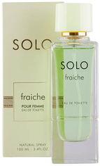 Акция на Туалетная вода для женщин Art Parfum Solo Fraiche Аналог G. Flora Mandarin 100 мл (3770004118922) от Rozetka