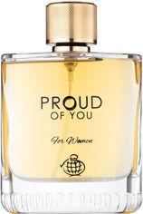 Акция на Тестер парфюмированной воды для женщин Fragrance World Proud Of You For Women аналог Giorgio Armani Because its You 100 мл (ROZ6400100456) от Rozetka