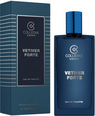 Акция на Туалетная вода для мужчин Collistar Vetiver Forte 100 мл (ROZ6400100439) от Rozetka