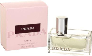 Акция на Парфюмированная вода для женщин Prada Amber 30 мл (8435137701780) от Rozetka
