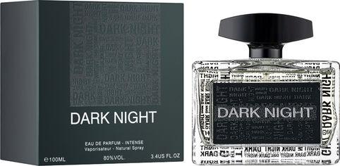 Акция на Парфюмированная вода для мужчин Fragrance World Dark Night 100 мл (6291106482850) от Rozetka