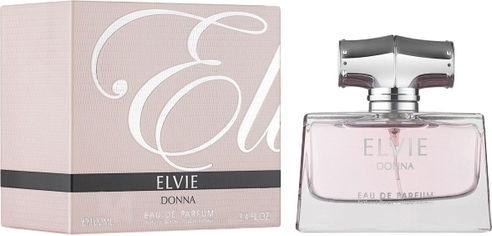 Акция на Парфюмированная вода для женщин Fragrance World Elvie Donna аналог Oriflame Elvie 100 мл (6291106484397) от Rozetka