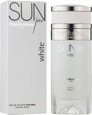 Акция на Туалетная вода для мужчин Franck Olivier Java Sun White For Men 75 мл (3516641011321) от Rozetka