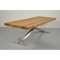 Акция на Стол обеденный из натурального дерева JecksonLoft «Full», сосна, 160*70 см, арт 091 от Allo UA