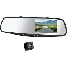 Акция на Видеорегистратор Autoban AVR-1S 2 Cam 1080p FHD black от Allo UA