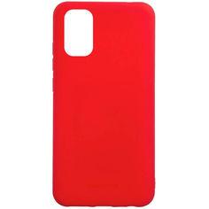 Акция на TPU чехол Molan Cano Smooth для Samsung Galaxy M51 Красный от Allo UA