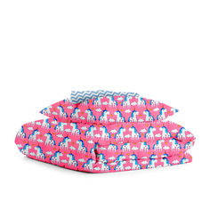 Акция на Детский постельный комплект Cosas Unicorn zig Детский комплект от Podushka