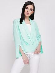 Комплект (блуза + майка) Fashion Up Dinara KF-1656C 42 Ментоловый (2100000017980) от Rozetka