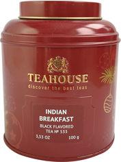 Акция на Чай Teahouse Индийский завтрак 100 г (2550000001234) от Rozetka