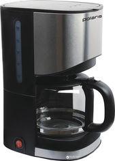 Акция на Капельная кофеварка POLARIS PCM 1215 A от Rozetka