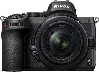 Акция на Фотоаппарат Nikon Z5 + 24-50mm f/4-6.3 Kit (VOA040K001) Официальная гарантия! от Rozetka