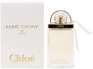 Акция на Парфюмированная вода для женщин Chloe Love Story 50 мл (3607342635838) от Rozetka