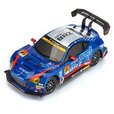 Акция на Радиоуправляемая машина Autobacs Super GT Subaru 1:16 (20121G) от Rozetka