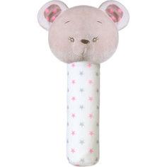 Акция на Мягкая игрушка с пищалкой BabyOno Медвежонок Сьюзи (1231) от Allo UA