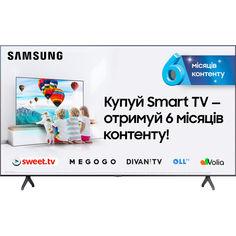 """Акция на 65"""" Samsung UE65TU7100UXUA Smart TV Black от Allo UA"""