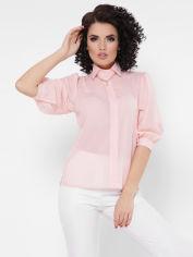 Блузка Fashion Up Arya BZ-1773A 46 Персиковая (2100000101207) от Rozetka