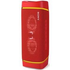 Акция на Портативная акустика Sony SRS-XB33 (SRSXB33R.RU2) Red от Allo UA