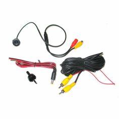 Акция на Автомобильная камера заднего вида CAR CAM 185, цветная от Allo UA