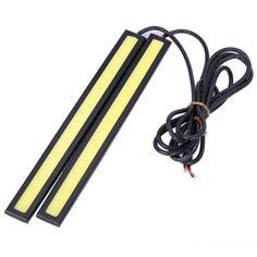 Акция на Дневные ходовые огни, 2x6 Вт, DRL LED длинные 17см от Allo UA