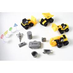 Акция на Набор стройтехники 007С (1001 010741) от Allo UA