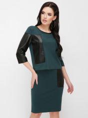 Костюм Fashion Up Pollet KS-1622B 42 Темно-зеленый (3000000004166) от Rozetka