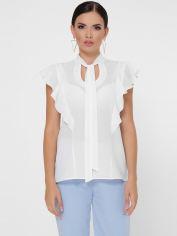 Блузка Fashion Up Peony BZ-1782C 42 Белая (2100000175383) от Rozetka
