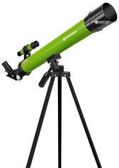 Акция на Телескоп Bresser Junior Space Explorer 45/600 Green (924838) от Rozetka