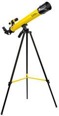 Акция на Телескоп National Geographic 50/600 Refractor AZ Yellow (9101001) от Rozetka