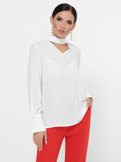 Блузка Fashion Up Clotilda BZ-1792A 42 Белая (2100000204816) от Rozetka