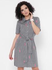 Платье Fashion Up Sophie PL-1767B 46 Черное (2100000100651) от Rozetka