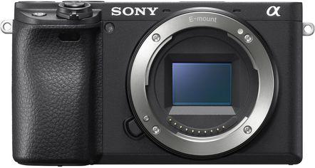 Акция на Фотоаппарат Sony Alpha a6400 Body Black Официальная гарантия! (ILCE6400B.CEC) от Rozetka