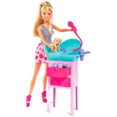 Акция на Кукла Simba Steffi & Evi Love Салон красоты Стильные любимцы (5733266) от Allo UA