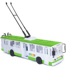 Акция на Масштабная модель Технопарк Троллейбус BIG Киев (SB-17-17WBK) от Allo UA