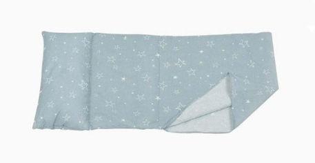 Акция на Набор из наволочки и мини-подушки Nuvita DreamWizard NV7101GRAY серый от Podushka