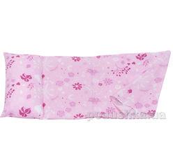 Акция на Набор из наволочки и мини-подушки Nuvita DreamWizard NV7101PINK розовый от Podushka
